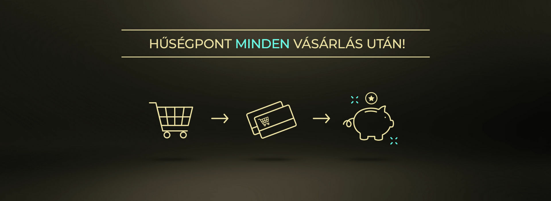 Myrobalan hűségpontrendszer - minden vásárlás után értékes pontok