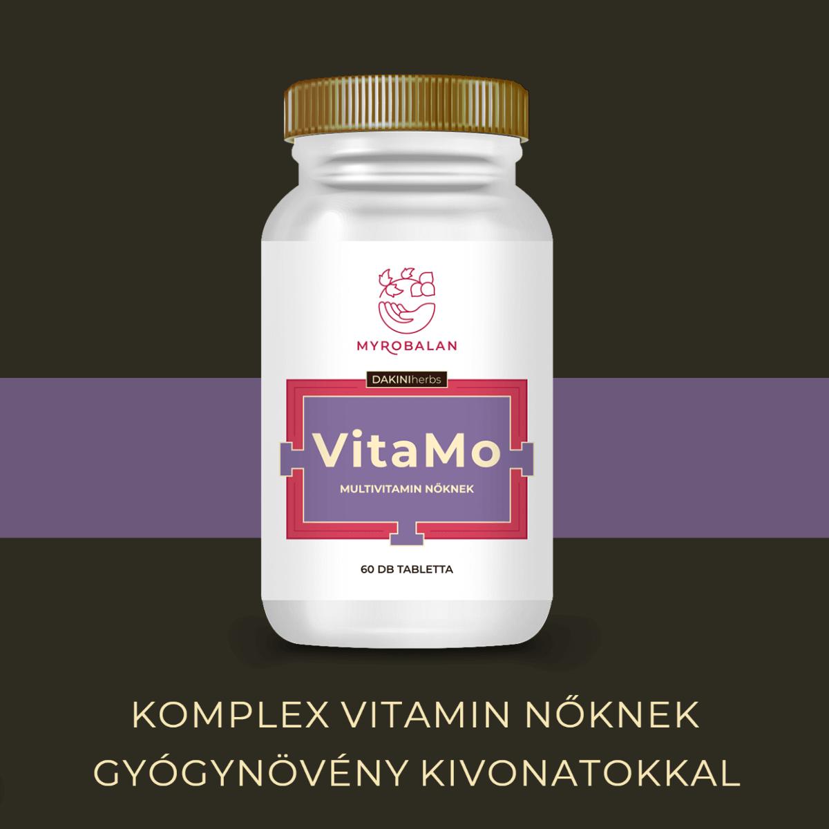 VitaMo női multivitamin