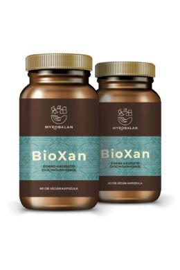 BioXan kiegyensúlyozó gyógynövény kapszula - 2 DOBOZ
