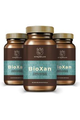 BioXan kiegyensúlyozó gyógynövény kapszula - 3 DOBOZ