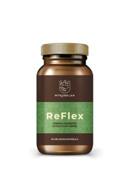 REFLEX - gyógynövény kapszula a rugalmas ízületekért