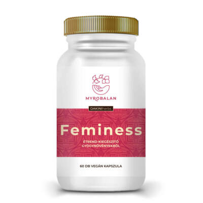 Feminess természetes hormonpótlás fitoösztrogénekkel