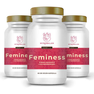 Feminess hormonmentes megoldás változókorra 10% kedvezménnyel és ingyen szállítással