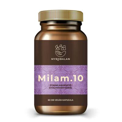 Milam.10 természetes altató gyógynövényekkel