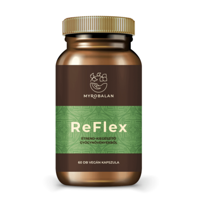 ReFlex gyógynövény kapszula a fájdalommentes ízületekért