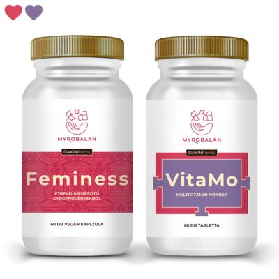 Myrobalan - női egészség csomag