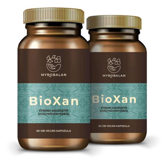BioXan kiegyensúlyozó gyógynövény kapszula 5% kedvezménnyel egész évben.