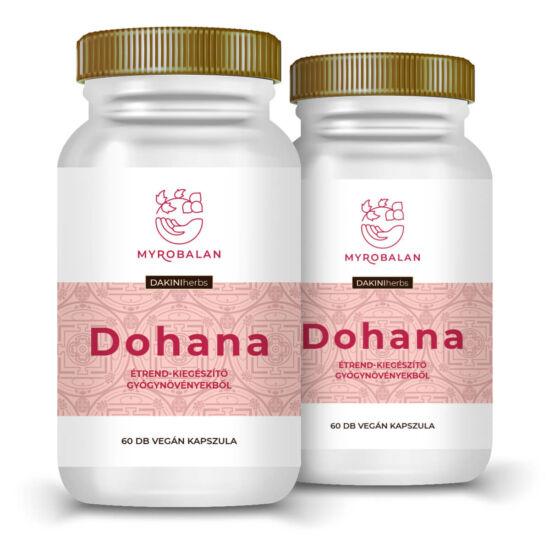 Dohana tejserkentő gyógynövényes kapszula - 2 doboz