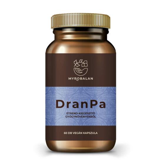 DranPa - 100% természetes agyserkentő és memóriajavító kapszula vény nélkül kapható