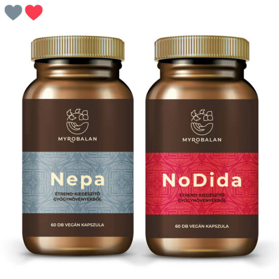 Nepa &  NoDida csomag