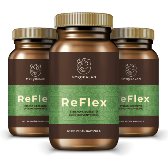 ReFlex természetes gyulladáscsökkentő ízületekre 10% kedvezménnyel